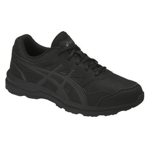 Męskie buty gel-mission 3 q801y - 9097 czarny 43,5 marki Asics