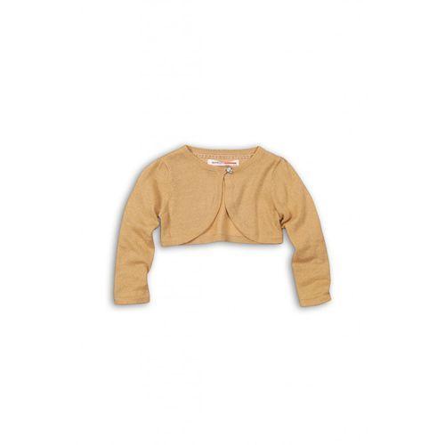 Sweter dziewczęcy- bolerko 3c35ab marki Minoti