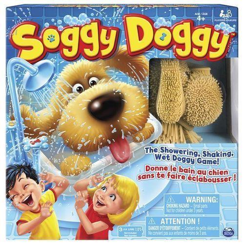 Gra planszowa soggy doggy mokry psiak wys.24h marki Spin master