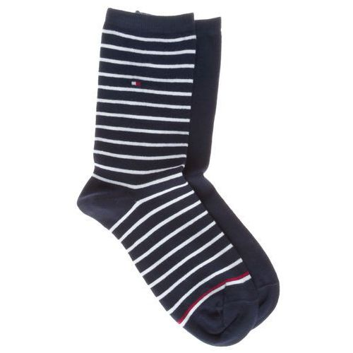 Tommy Hilfiger Set of 2 pairs of socks Niebieski 39-42 (8713537993586)