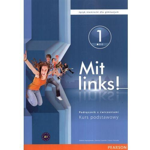 Mit links 1 Podręcznik z ćwiczeniami. Kurs podstawowy (+CD) (9788376000152)