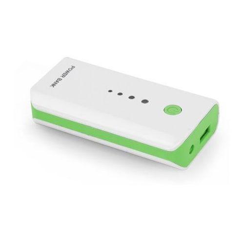 Ładowarka akumulator ESPERANZA POWER BANK ELECTRON 5200mAh - zielony