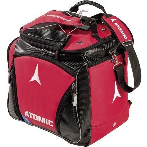 Torby i plecaki do sprzętu narciarskiego redster heated boot bag 110v czerwony/czarny 45 l marki Atomic