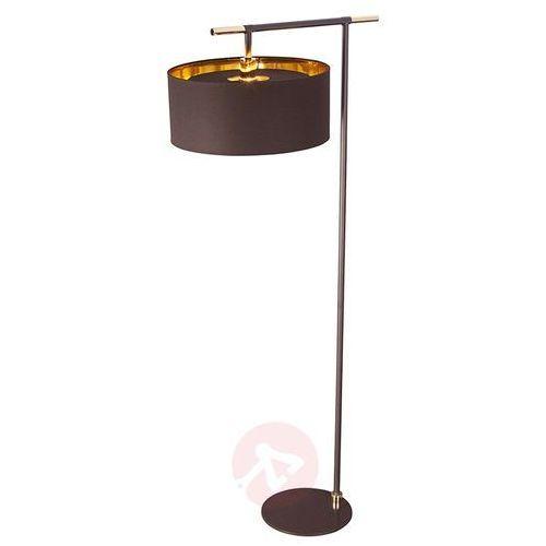 Lampa podłogowa balance/fl brpb - lighting - rabat w koszyku marki Elstead