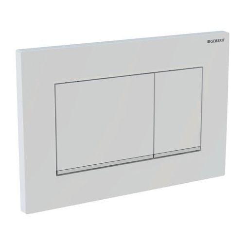 Geberit przycisk uruchamiający sigma 30 biały /chrom/ biały 115.883.kj.1