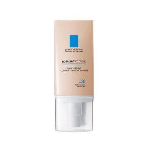 La roche-posay  rosaliac cc daily unifying complete correction cream spf30 (w) krem do codziennej pielęgnacji skóry wrażliwej 50ml