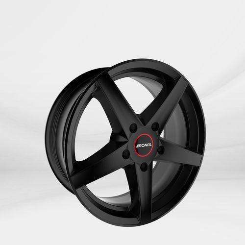 """Ronal Felgi aluminiowe 16"""" 5x114.3 r41 - czarny mat"""