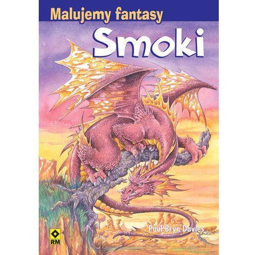 Smoki. Malujemy Fantasy, książka z kategorii Malarstwo i rysunek