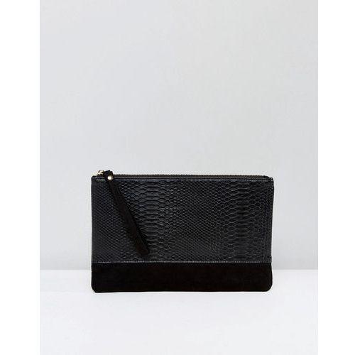Miss KG Thea Clutch Bag - Black, kolor czarny