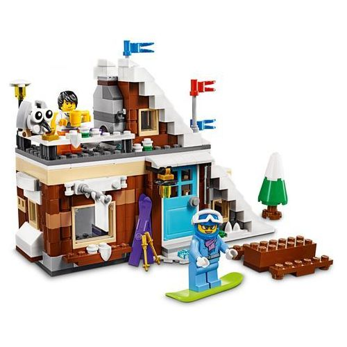 31080 FERIE ZIMOWE (Modular Winter Vacation) KLOCKI LEGO CREATOR