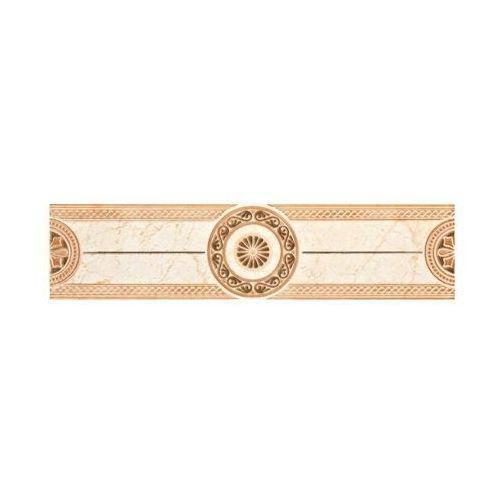 Listwa ceramiczna decoria koła 6 x 25 marki Cersanit