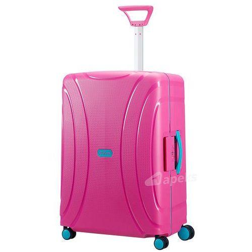 American Tourister Lock'n'Roll średnia walizka 69 cm / różowa - Summer Pink (5414847730184)