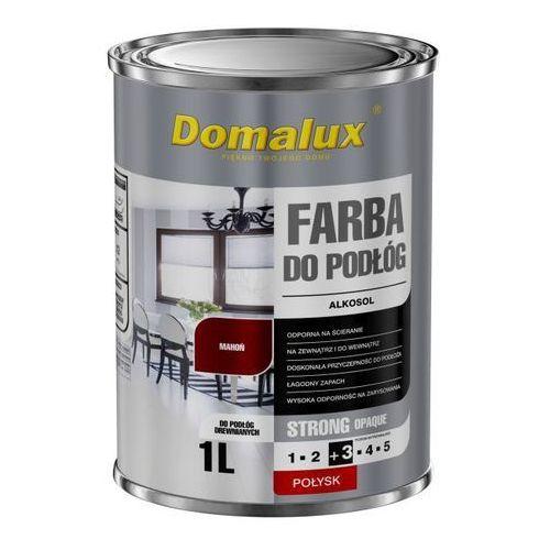 Farba Domalux Alkosol mahoń 1 l, 371133