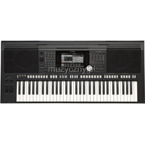 Yamaha PSR S970 keyboard instrument klawiszowy - sprawdź w wybranym sklepie