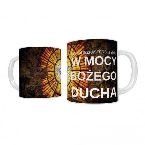 Produkt polski Kubek ceramiczny w mocy bożego ducha