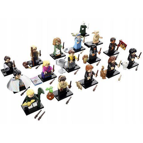 71022 MINIFIGURKI KOMPLET 16 SZT (TYLKO Z FILMÓW HARRY POTTER) - KLOCKI LEGO MINIFIGURKI