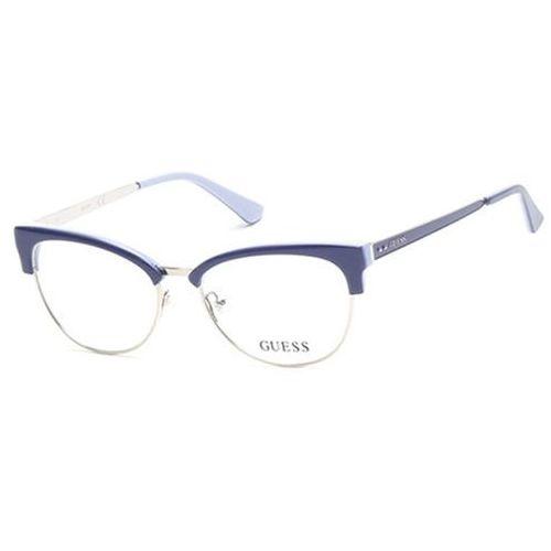 Guess Okulary korekcyjne  gu 2552 078
