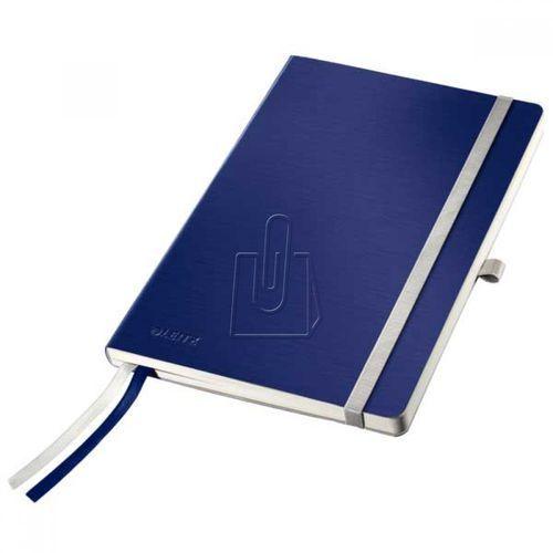 Notatnik style a5 80 kratka miękka oprawa niebieski 44880069 marki Leitz