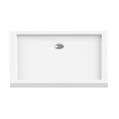 New Trendy | Brodzik CANTARE 110 x 80 x 5,5 cm B-0324