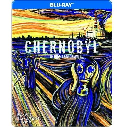 Czarnobyl (2 bd) steelbook (płyta bluray) (7321932352672)