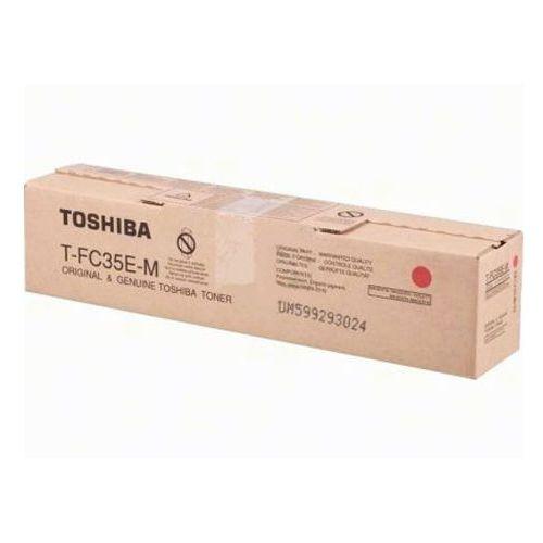 Toner Toshiba T-FC35E-M Magenta do kopiarek (Oryginalny) [21k]