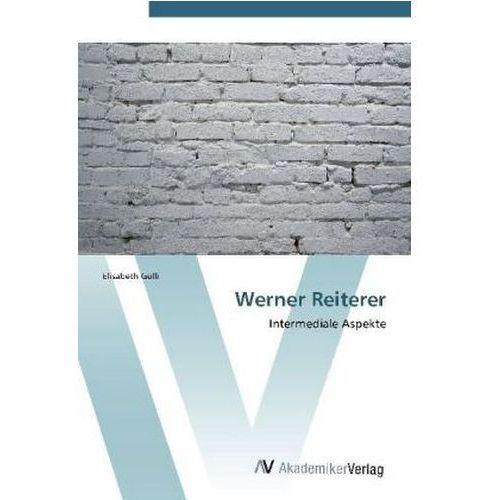 Werner Reiterer