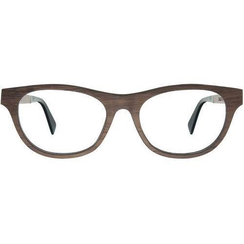 Woodys barcelona  dalston 140 okulary korekcyjne + darmowa dostawa i zwrot