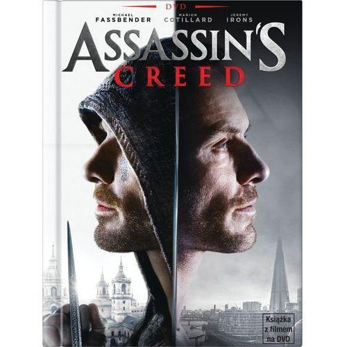 Imperial cinepix Assassin's creed (dvd) + książka