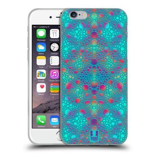 Etui silikonowe na telefon - chameleon skin patterns blue wyprodukowany przez Head case