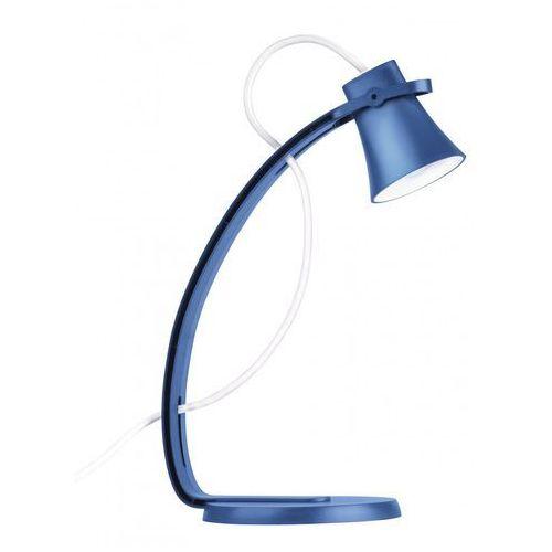 Lampa biurkowa LED EMOS George Niebieski (8592920037164)