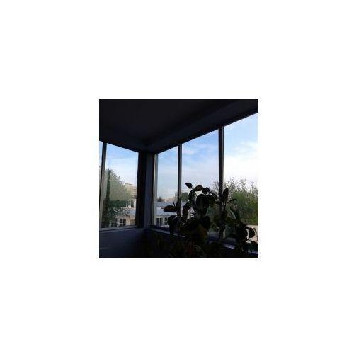 Folia okienna refleksyjna Silver 50 zewnętrzna szer. 1,52 m