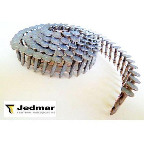 Gwoździe papowe łączone drutem 31x32 ring papiaki marki Jedmar