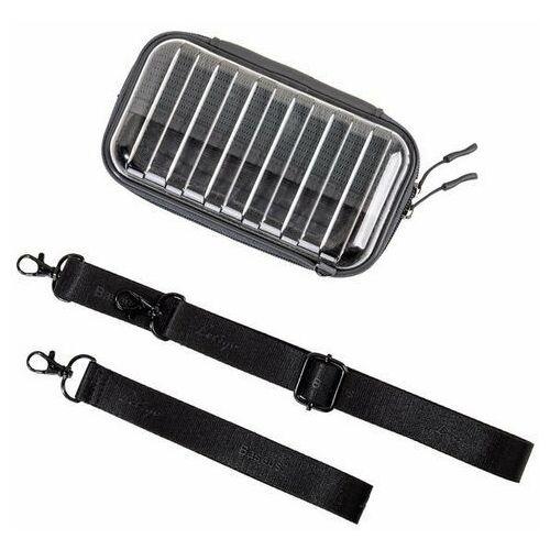let's go hermit | saszetka na drobiazgi i urządzenia mobilne torba torebka na ramię - transparentny marki Baseus