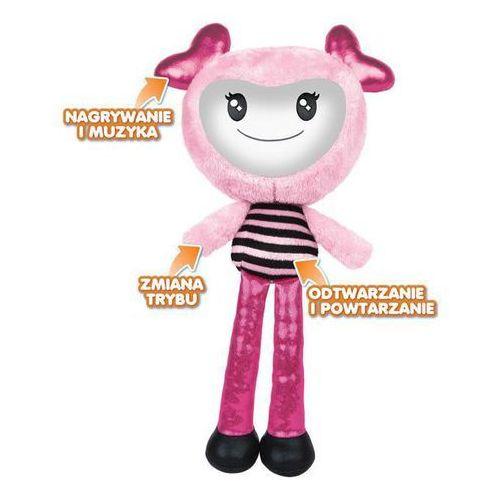 Spin master Brightlings interaktywna lalka różowa 6028389r
