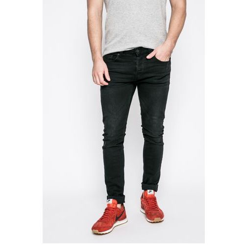 Only & Sons - Jeansy Loom black, jeans