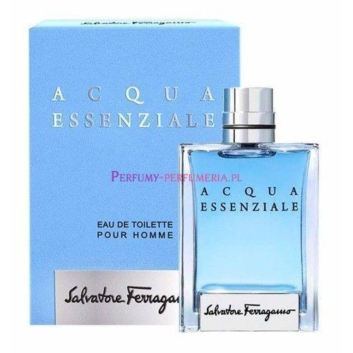 Salvatore Ferragamo Acqua Essenziale edt 100 ml FLAKON - Salvatore Ferragamo Acqua Essenziale edt 100 ml FLAKON, 34284