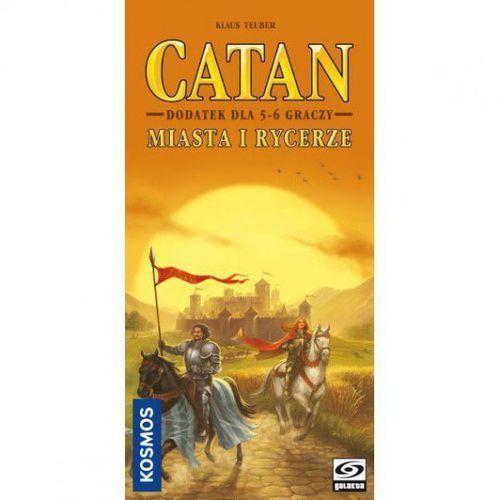 Galakta gra catan miasta i rycerze (5902259201250)