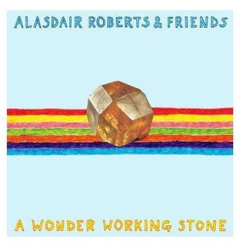 Roberts, Alasdair & Friends - A Wonder Working Stone, DCLP534