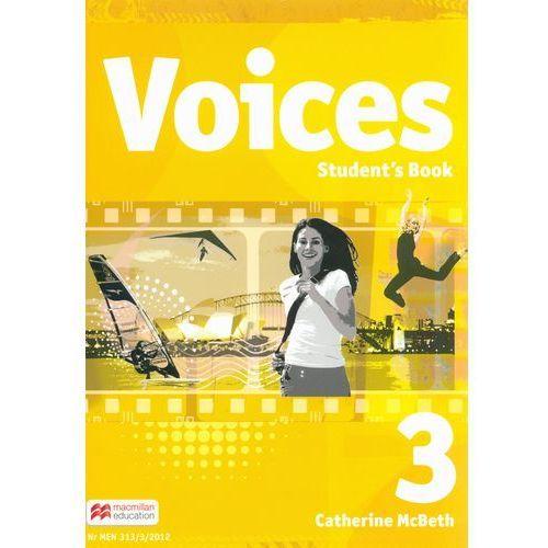 Voices. Klasa 3, gimnazjum. Język angielski. Podręcznik (2012)