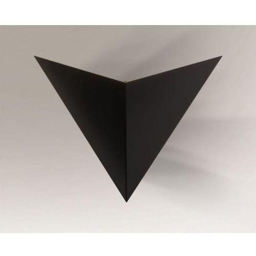 Shilo Hino il kinkiet 4450/led/cz 23cm czarny
