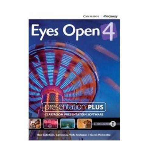 Eyes open 4 presentation plus dvd marki Cambridge university press