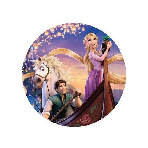 Dekoracyjny opłatek tortowy Princess - Księżniczki - 20 cm - 10