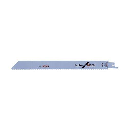 Bosch accessories Brzeszczot szablasty s 1122 ef, flexible for metal, zestaw 5 szt. 2608656020 5 szt.