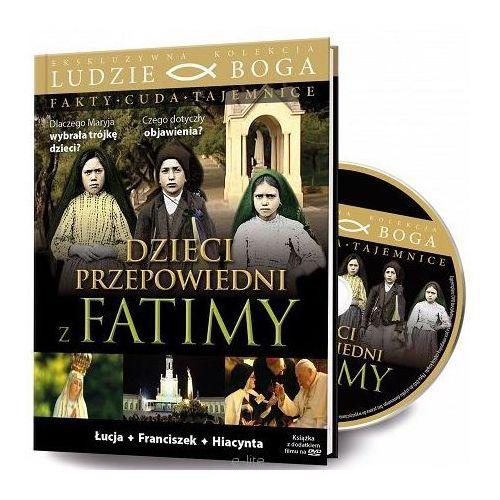 Dzieci przepowiedni z fatimy + film dvd od producenta Praca zbiorowa