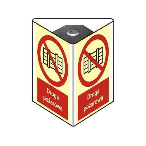 Droga pożarowa - przestrzenny od producenta Top design