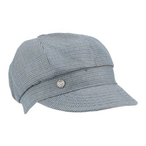 Coal Kaszkiet the reese hat grey houndstooth rozmiar uni