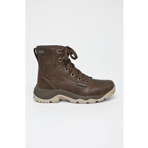 - buty camden outdry leather chukka marki Columbia