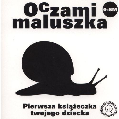 PAKIET: Oczami Maluszka. Pierwsze książeczki twojego dziecka. Tomy 1-4: Ślimak, Banan, Sztućce + Harmonijka (0-12 miesięcy) + GRATIS Puzzlowanki, Sierra Madre