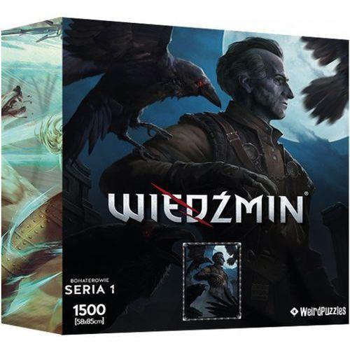Cdp.pl software Puzzle cdp.pl bohaterowie wiedźmina - regis (seria 1)