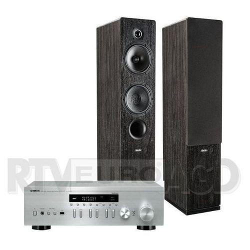musiccast r-n402d (srebrny), indiana line tesi 561 (czarny) marki Yamaha